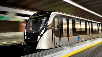 Metrolijn 1 in Brussel onderbroken op 10 en 11 november