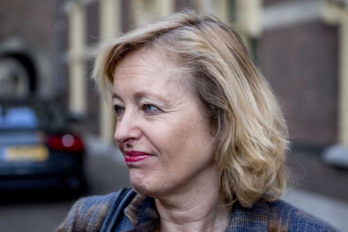 Minister Jet Bussemaker.