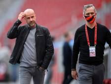 Bosz over het 'terechte' verlies tegen Bayern: 'We hebben te veel fouten gemaakt'