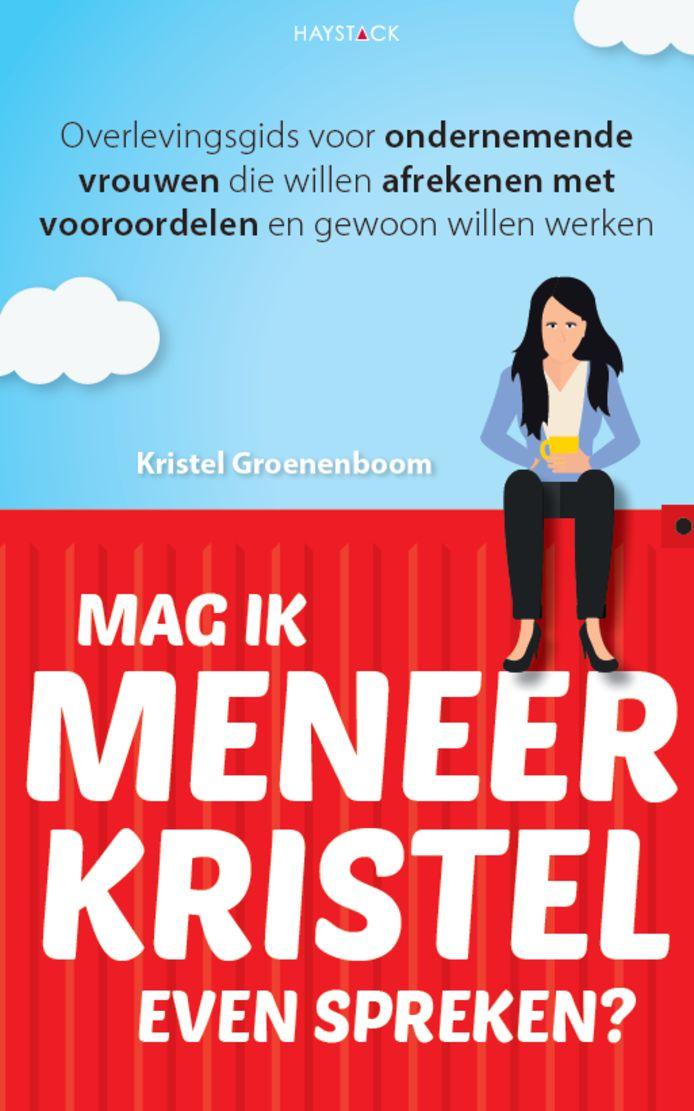 De cover van het boek van Kristel Groenenboom
