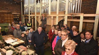 Davidsfonds brengt bezoekje aan orgelbouwer