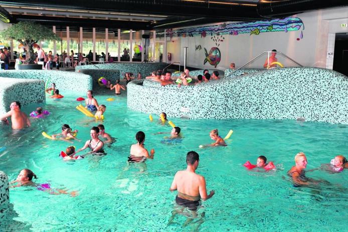 Zwembad Olymoia is de thuishaven van De Dobbertjes