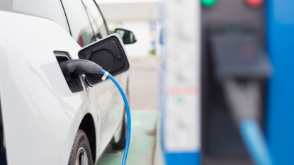 Elektrische deelauto voortaan beschikbaar aan Stationsplein