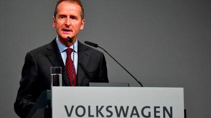 Volkswagen biedt in Duitsland tot 10.000 euro schrootpremie voor oude dieselwagens