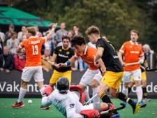 HC Den Bosch verliest belangrijke slag bij HGC