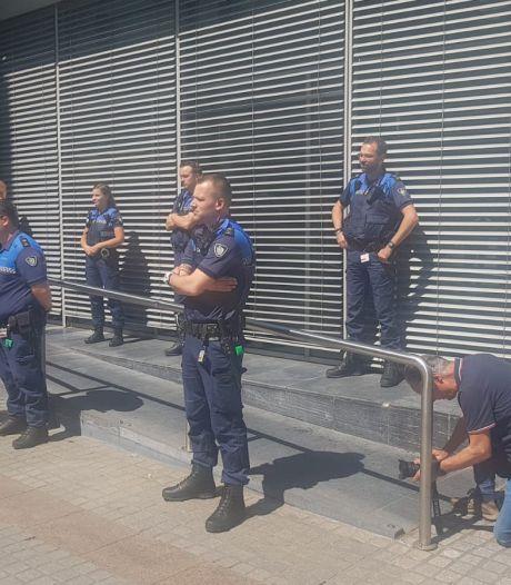 Protestactie in Den Bosch tegen toenemend geweld tegen boa's
