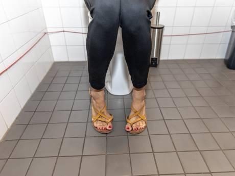 Reclame maakt poepen en plassen op openbaar toilet goedkoop