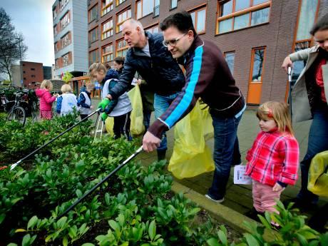 Zo kwam de regio Dordrecht vandaag in actie tijdens de Landelijke Opschoondag