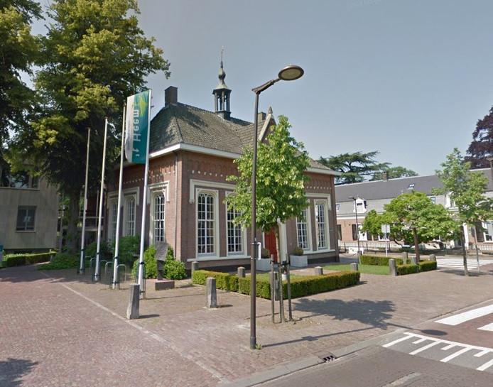 Het kantoor van 't Heem in Udenhout.