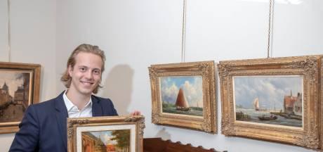 Jonge kunsthandelaar ontdekt drie Koekkoeks in drie weken tijd: 'Speuren en bieden met een pokerface'