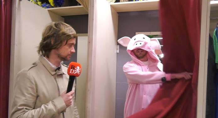 Jeroen Opstelten, de carnavalsstylist van het Zuiden.