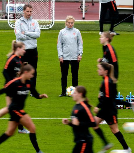 Nederlands elftal compleet voor laatste groepsduel