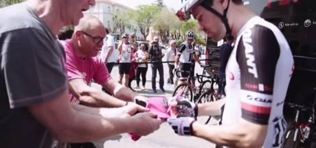 Zwolse cameraman van Sunweb beleeft Giro mee in de binnenste cirkel
