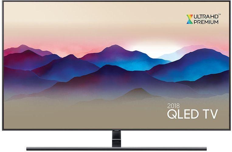 Samsung blijft inzetten op zijn Qled-technologie.