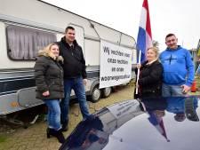Bewoners woonwagenwoning in Park Triangel kunnen terug naar een wagen