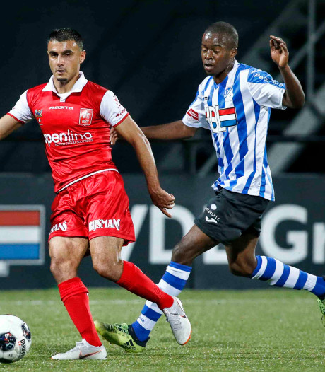FC Eindhoven verliest voor vijfde keer op rij en breekt negatief clubrecord