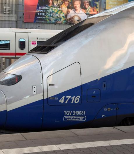 TGV tussen Parijs en Nice geraakt door kogel: sprake van 'kwade opzet'