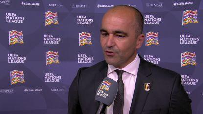 """Roberto Martínez tevreden over loting: """"Op Wembley spelen is altijd speciaal"""""""