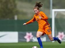 Sterke start voetbalsters Oranje O19