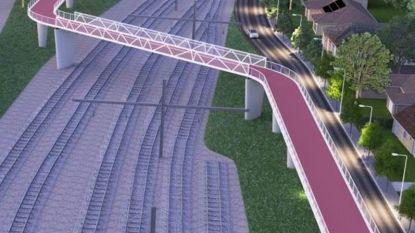 Bouw brug en tunnel voor fietsostrade start maandag, prijskaartje van bijna 8 miljoen euro