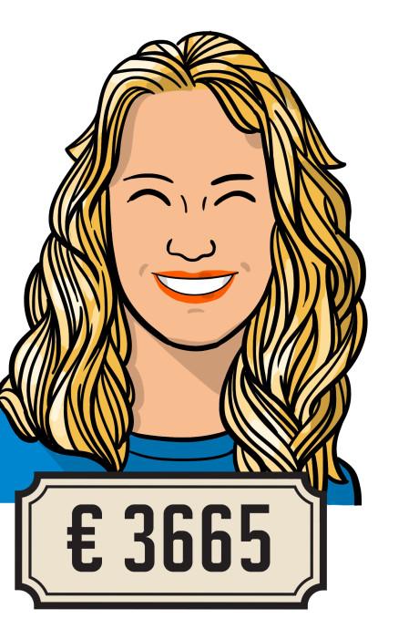 Advocaat Nadine: 'Ik had meer kunnen verdienen bij een groter kantoor'
