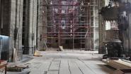 Na inferno Notre Dame: Hoe de Sint-Martinusbasiliek in Halle beschermd wordt tegen brand: Laswerken in de voormiddag en brandslangen die klaar liggen voor bluswerken