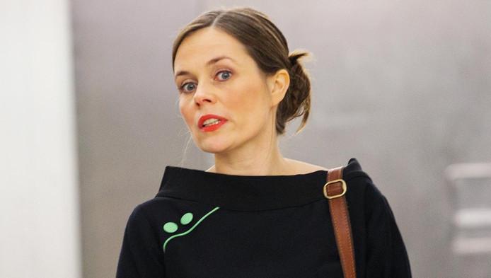 La nouvelle Première ministre islandaise Katrin Jakobsdottir