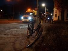 Fietser raakt lichtgewond bij aanrijding in Waalwijk