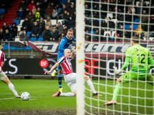 Heracles knokt, maar gaat ook bij Willem II onderuit