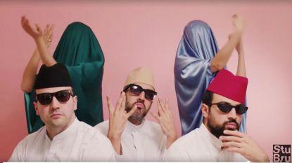"""Drie moslimbroers maken Stubru-programma over ramadan: """"Laat ons eens niét politiek correct zijn"""""""