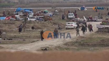 VIDEO. Zo ziet het laatste bolwerk van Islamitische Staat eruit