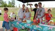 Ronse Pélouze: al voor de vijfde keer samen picknicken in de Stadstuin