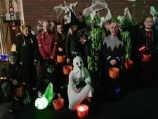 Het griezelt en het spookt op Halloween-avond in Zeeland