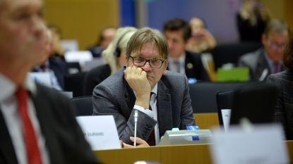"""Guy Verhofstadt over brexit: """"Ik denk dat de Britten nog steeds kunnen terugkomen"""""""