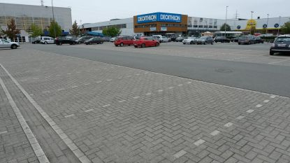 Parking Kinepolis decor voor 'Fast & Furious'