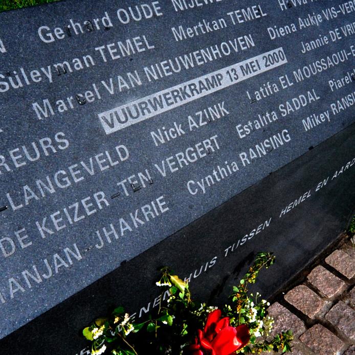 Het monument op Roombeek (Foto: Annina Romita)