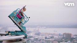 Staf Coppens laat mama angsten uitstaan in rollercoaster
