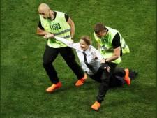 Vijftien dagen cel voor Pussy Riot na actie tijdens WK-finale