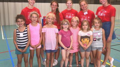 Kinderen dansen door zomer met Dance-Inn
