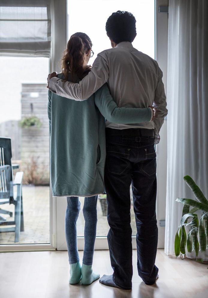 Ina en haar vader