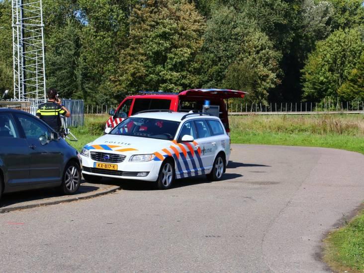 Agent naar ziekenhuis na vondst chemische stoffen op carpoolplaats in Ravenstein