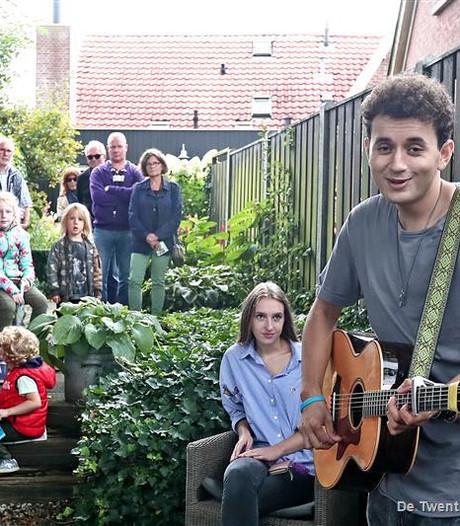 Geslaagde eerste editie van Garden Songs in Diepenheim