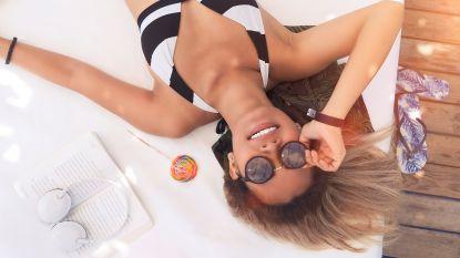 Temperaturen tot 28°C: de mooiste badpakken en bikini's van het moment