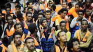 Italië redt in één jaar  tijd 91.000 vluchtelingen uit zee
