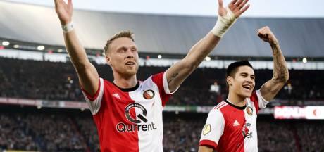 Feyenoord zonder Jørgensen op Open Dag