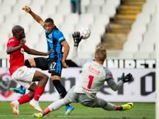 Lof voor Ossenaar Groeneveld na debuut in Belgische Supercup