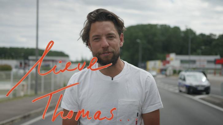 'Lieve Thomas': Wat was jouw beste dag ooit op de fiets?