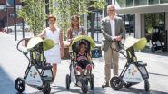 Leen voortaan gratis buggy's voor stadsbezoekje