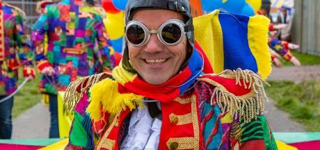 Haghorst last prinsenbal en carnavalsoptocht af