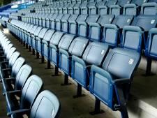 Sparta Enschede is het zat: opnieuw vernielingen bij de voetbalclub